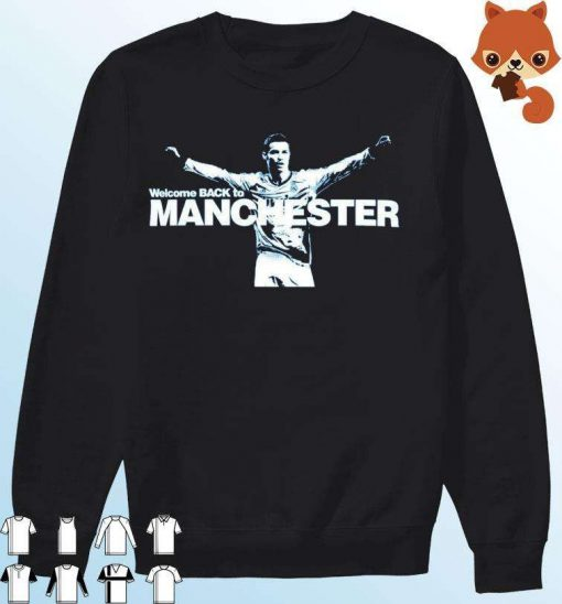cr7 cristiano ronaldo welcome back to manchester united shirt 155587 1