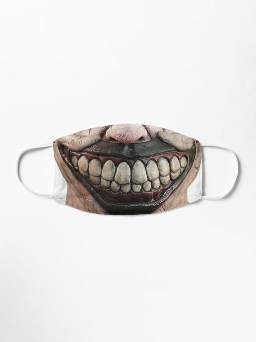 twisty the clown cloth face mask 155561