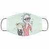 rick and morty fear and loathing in schwift vegas face mask 137159