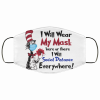 dr seuss i will wear this penn state mask here or there fabric face mask 131494