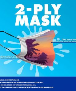 wear a mask thats all i ask of you fabric face mask 130787
